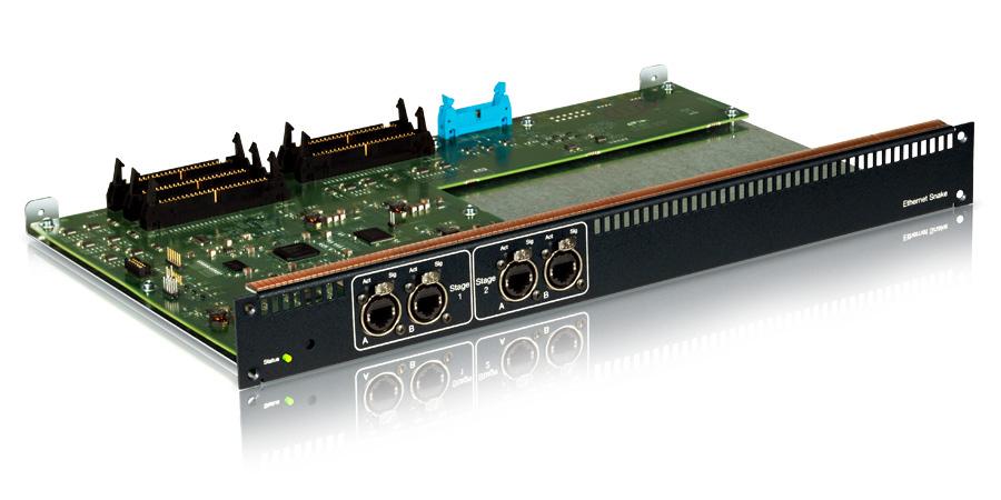 Ethernet AVB Connectivity Card for VENUE SC48