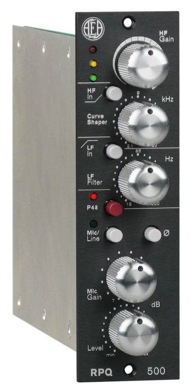 500 Series Microphone Preamp