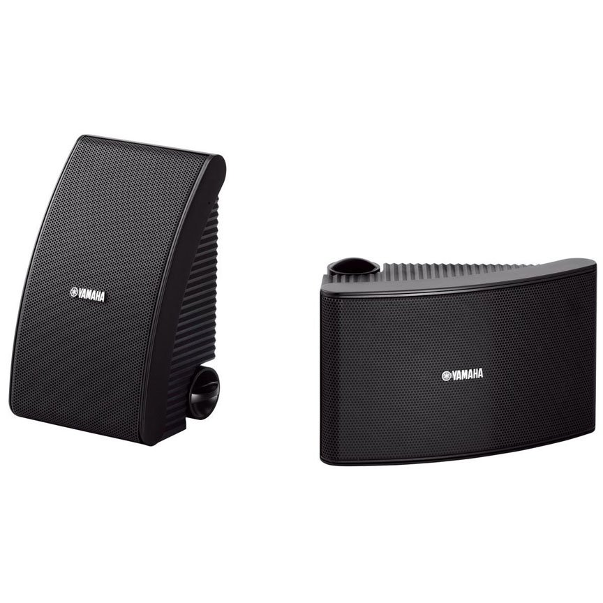 All Weather Speakers, White, Pair