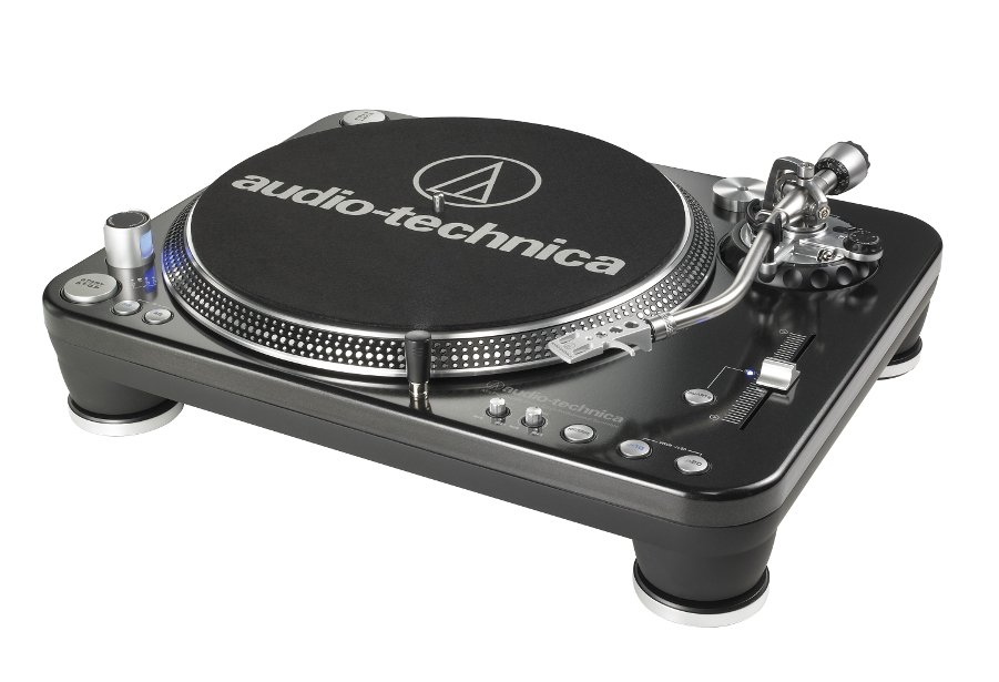 Audio-Technica AT-LP1240-USB Direct Drive USB Turntable ATLP1240-USB