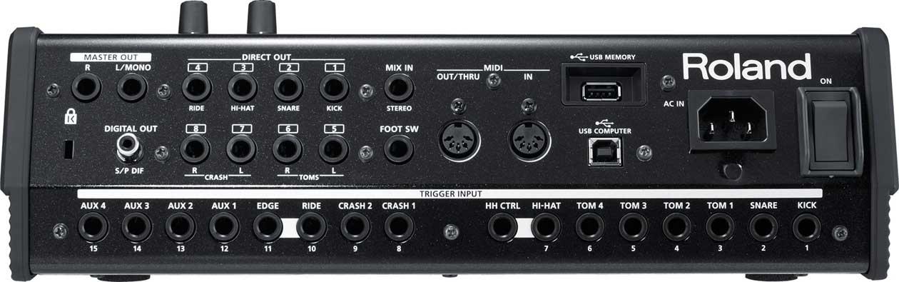 Drum Sound Module for V-Pro Series V-Drums