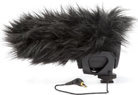 Rode DEADCAT-VMP Artificial Fur Wind Shield for VideoMic Pro DEADCAT-VMP