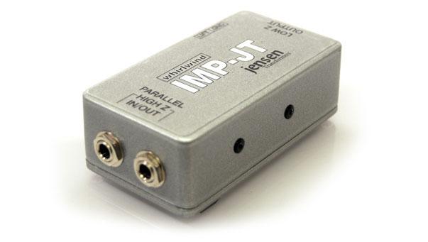 Passive Direct Box with Jansen Transformer
