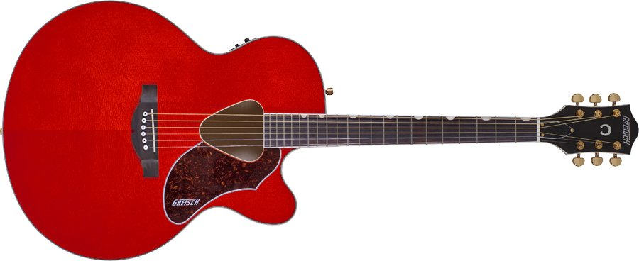 Savannah Sunset Jumbo Cutaway Acoustic/Electric Guitar