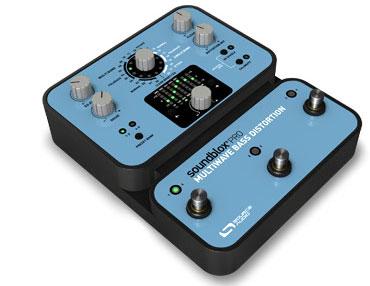 SoundBlox Pro Multiwave Bass Distortion Pro
