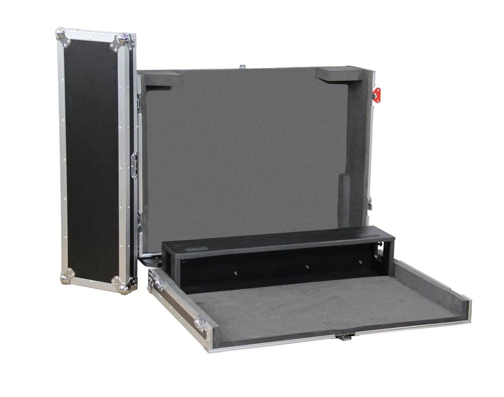 Wood Flight Case, Yamaha LS9, 16 Channel version