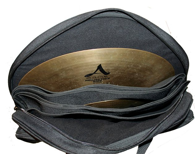 """22"""" Padded Cymbal Backpack from Protechtor"""