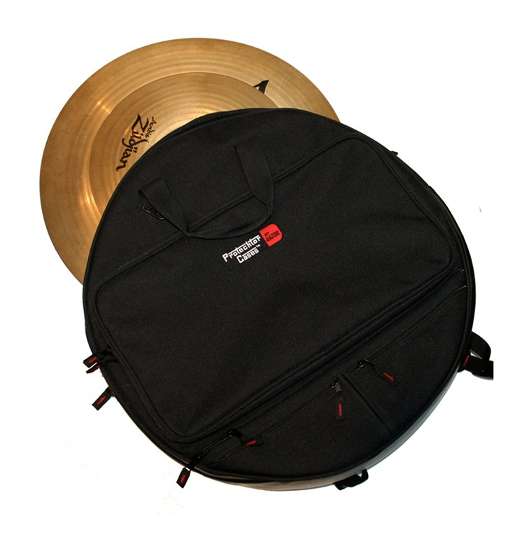 "24"" Padded Cymbal Backpack from Protechtor"