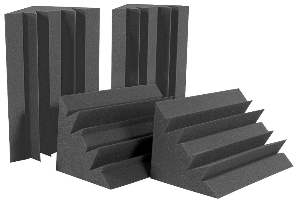 LENRD Bass Trap 4-pack in Charcoal