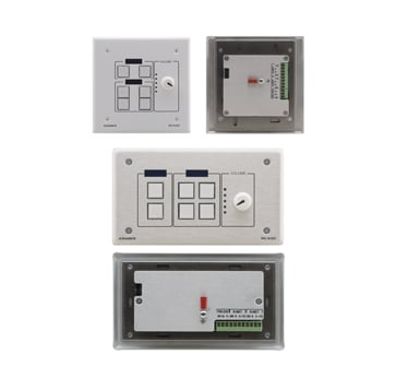 K-NET Auxiliary Control Panel