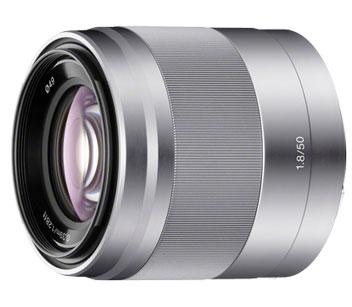 50mm f1.8 Mid-Range Prime Lens