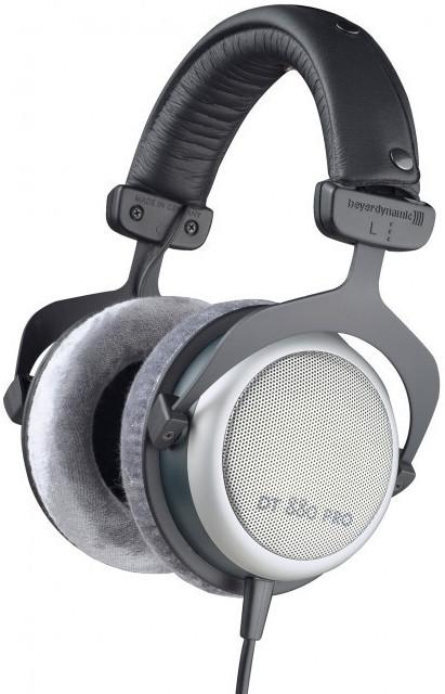 Semi-Open 250 Ohm Studio Headphones