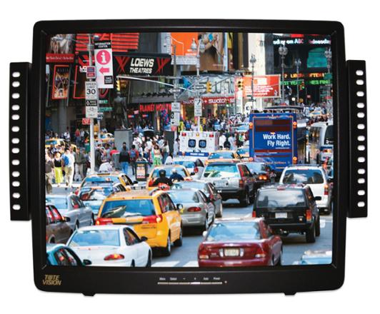 "19.0"" Rackmount LCD Monitor"