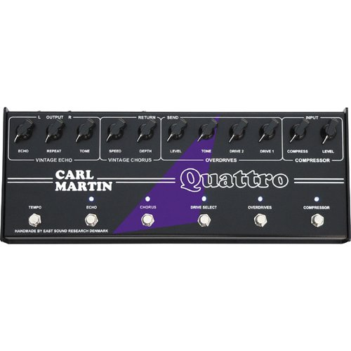 Multi-Effect Pedal