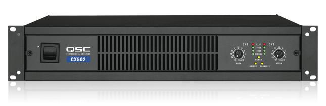 2-Channel 300W @ 8 Ohms Power Amplifier