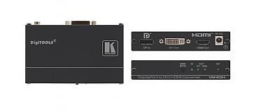DisplayPort to DVI/HDMI Format Converter