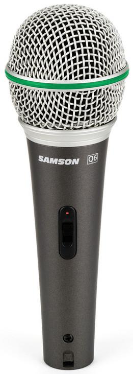 Dynamic Supercardioid Handheld Microphone