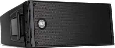 RCF HDL20-A Dual 10