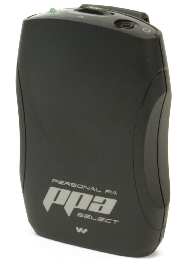 Williams Sound PPA-R37-HD PPA-R37 w/Batteries and HED-021 Headphone PPA-R37-HD
