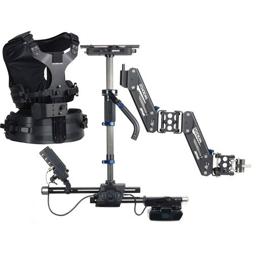 Zepher Hi-Def System Sled/AB Battery/Arm/Vest/HD Monitor/Hard Case/Accessories/800 Nit HD/SD