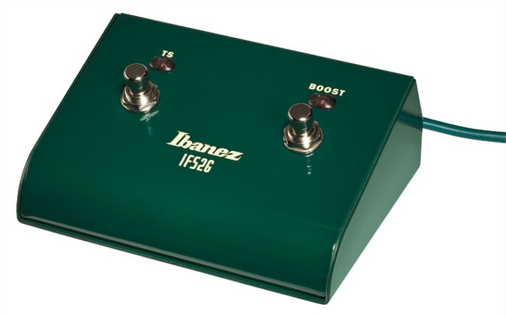 Footswitch for Tube Screamer Amp