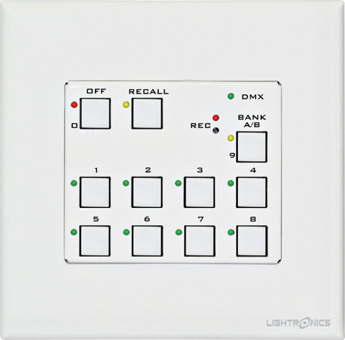 Unity Wall Mount Architectural Controller
