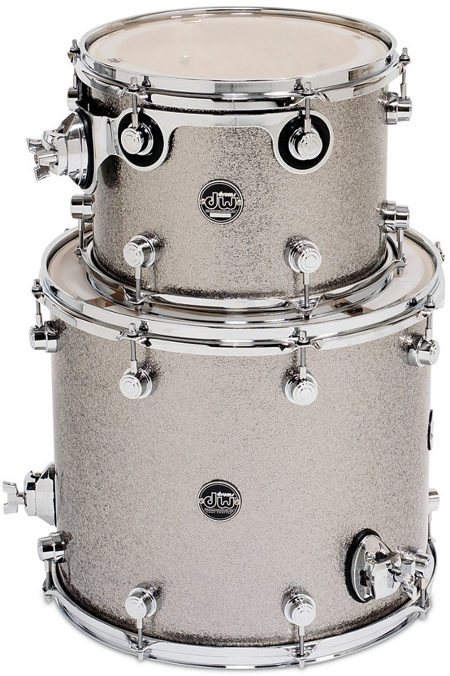 "Performance Series HVX Tom Pack 2T in Finish Ply Finish: 9""x12, 14""x16"" Toms"