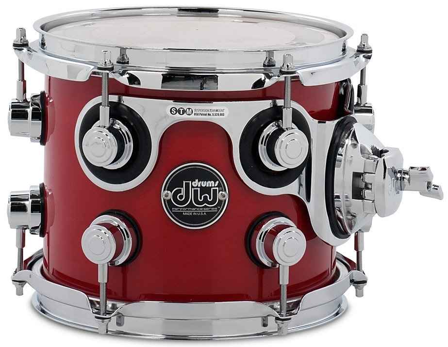"7"" x 8"" Performance Series Tom in Lacquer Finish"
