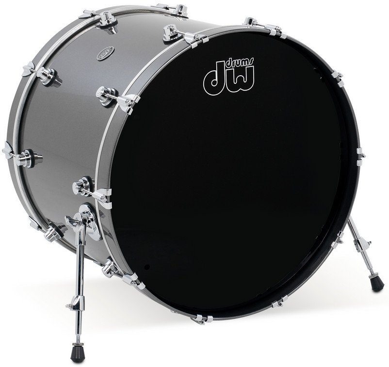 "DW DRPL1824KK 18"" x 24"" Performance Series HVX Bass Drum in Lacquer Finish DRPL1824KK"