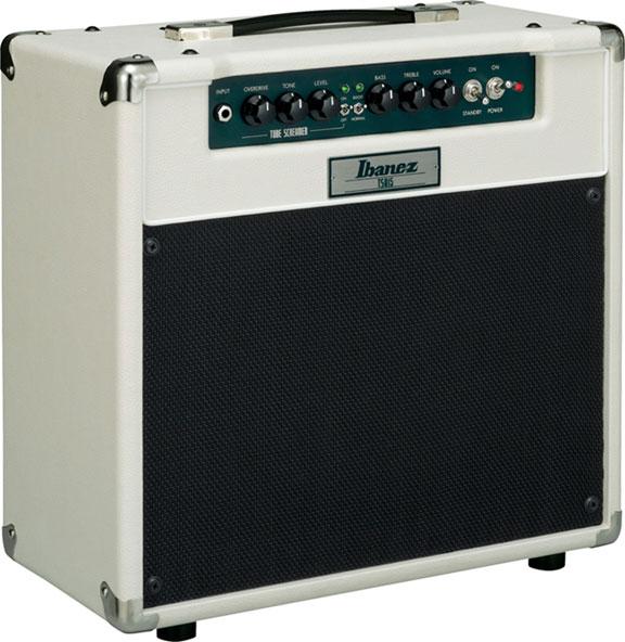 Ibanez TSA15C 15W Tubescreamer Combo Amp TSA15C