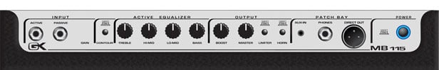 "200W 1x15"" MicroBass Combo Amplifier"