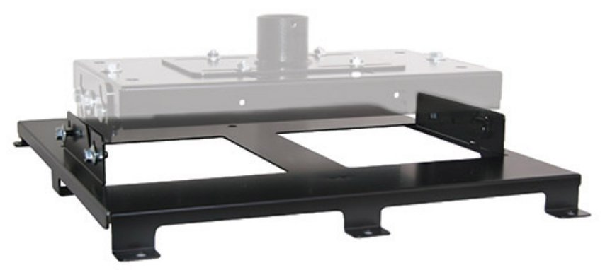 Interface Bracket for Custom VCM Mounts for Select Sony Projectors