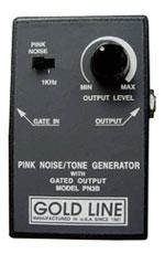 Acoustic Analyzer Kit, PN3B pink noise generator, case
