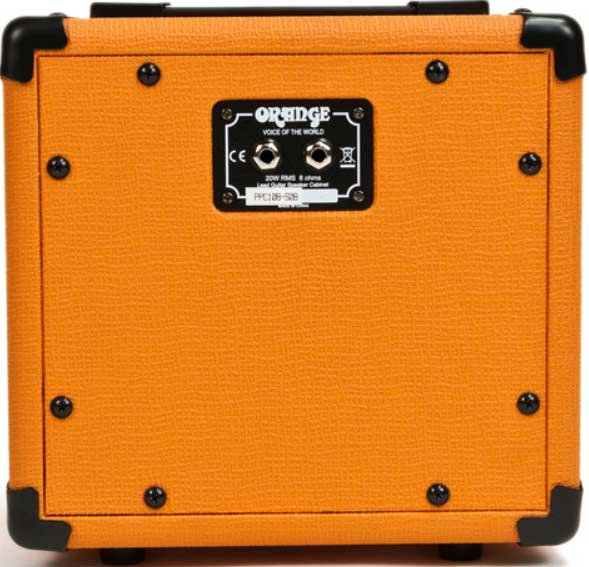"1x 8"" 20W Closed-Back Guitar Speaker Cabinet"