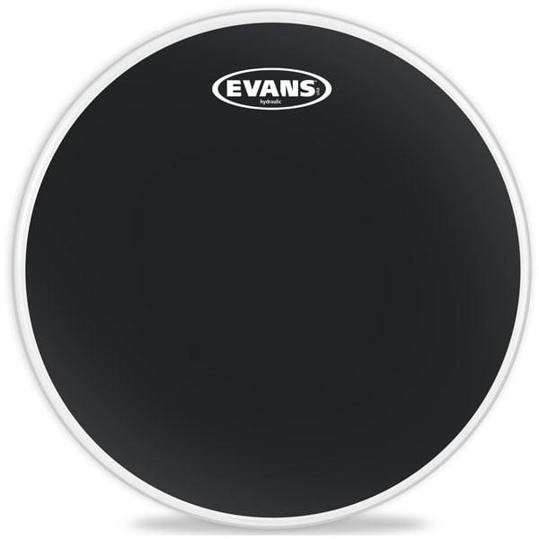 "Evans TT12HBG 12"" Hydraulic Black Drum Head TT12HBG-EVANS"