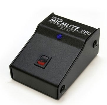 Latching Toggle Mic/Line Switcher