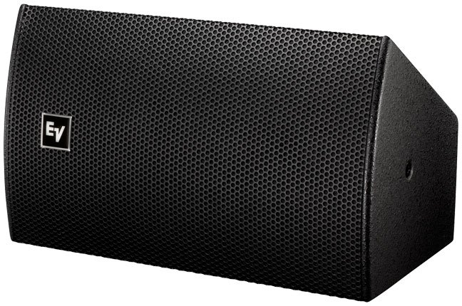"2-way loudspeaker, 8"" woofer, Black"