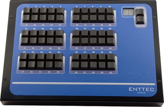 Enttec 70031 ENTTEC Shortcut Wing 70031