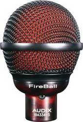Dynamic Cardioid Harmonica Microphone