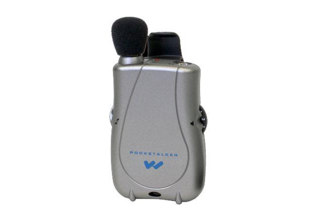 Pocket Talker System with the Wide Range EAR 008 Earphone