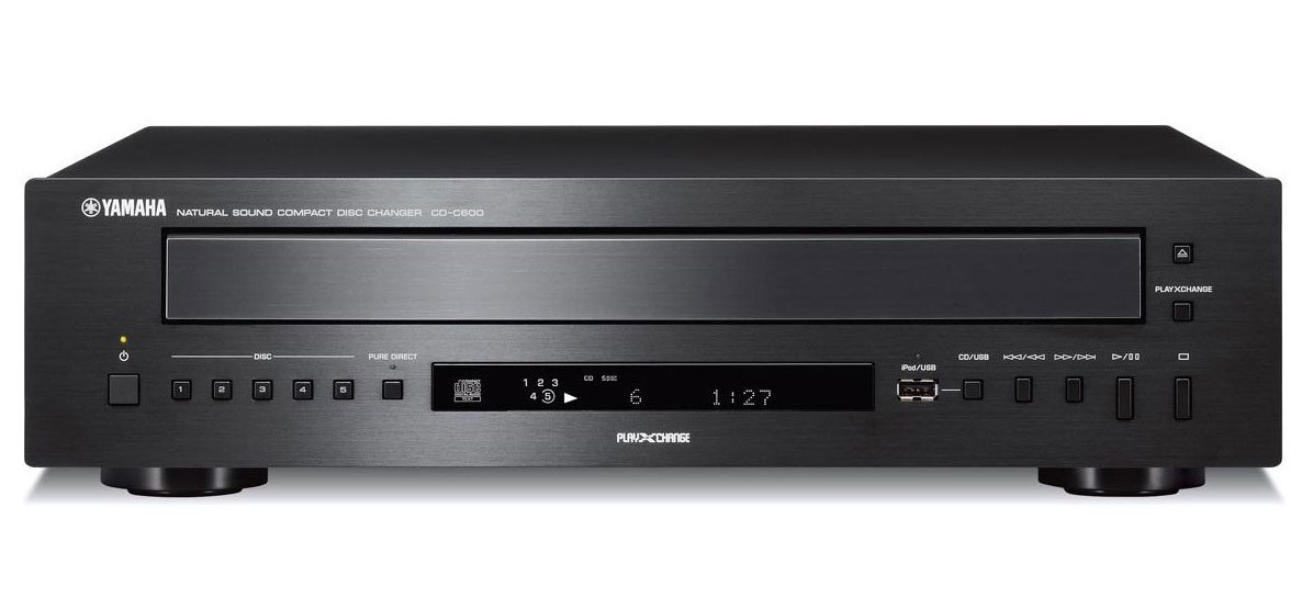 5-Disc CD Changer