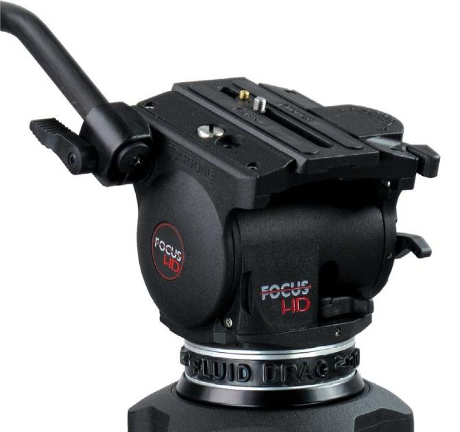 Focus HD Fluid Head