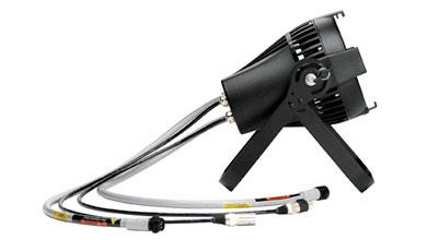 Selador Desire D40XT Lustr+ LED in Black, Exterior Connector