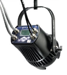 Selador Desire D40XT Studio Tungsten LED in Black, Exterior Connector