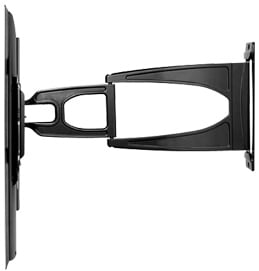 "Black Flatscreen Wall Mount for 32""-46"" Ultra Slim (2"" D or Less) Flatscreens"