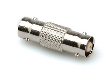 75 ohm Video Coupler, BNC Female to BNC Female