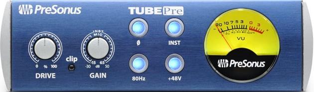 1-Channel Tube Preamp/DI Box