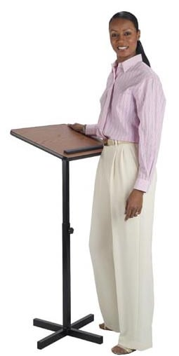 Xpediter Adustable Lectern Stand