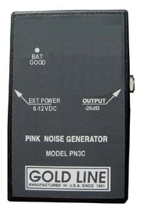 Pink Noise Generator