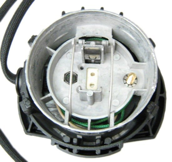 ETC Source Four Black Lamp Burner